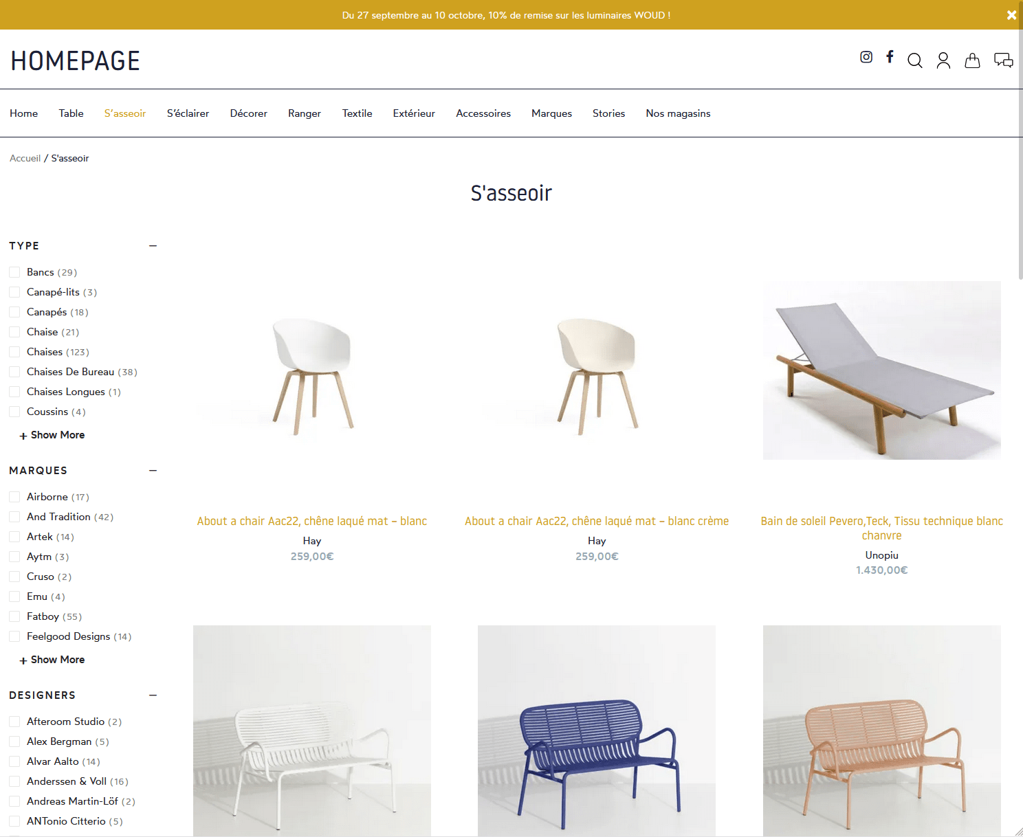 Home page brussels